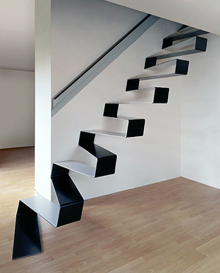 Ribbon Stairs от HSH Architects