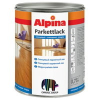 Alpina-parkettlack