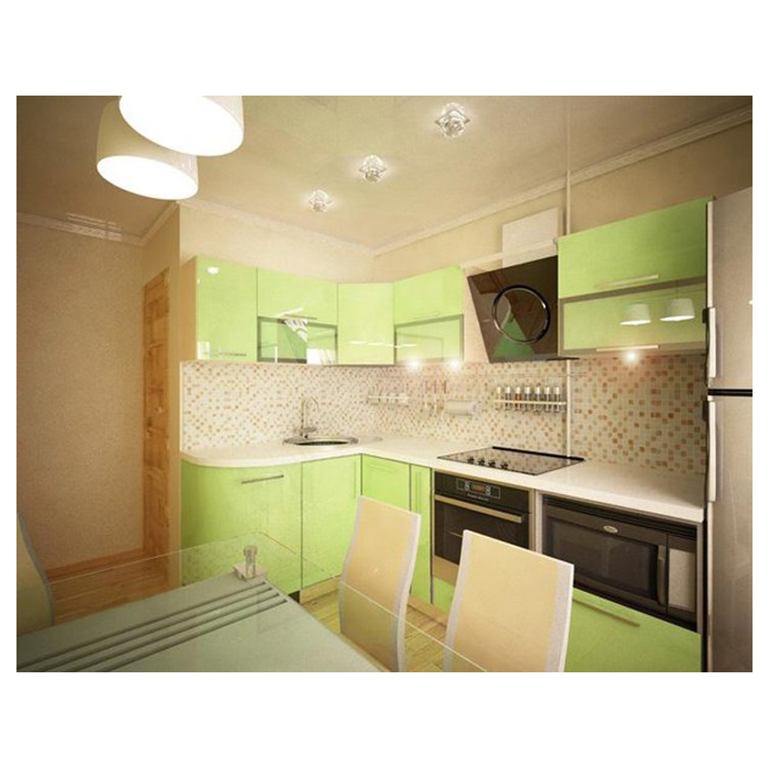 Компактные угловые кухни купить какие угловые кухни удобнее