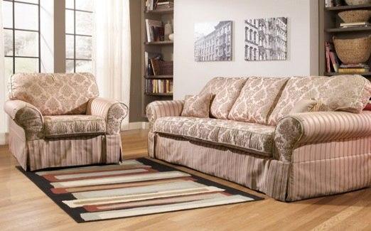 Мягкую мебель романтика